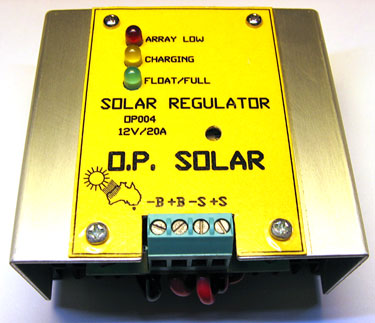 solar regulator op004